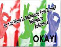 Refinance Postcards