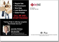 Real Estate Postcards, Homesmart Postcard