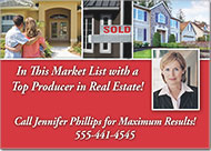 Real Estate Direct Mail Postcard