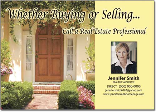 Real Estate Postcards Template, Marketing Postcard, Advertising Post card, Custom Post cards