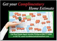 Real Estate Marketing Postcard