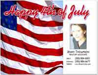 4th July Postcards
