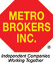 metro brokers logo
