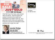 Real Estate Postcards, Century 21 Postcard