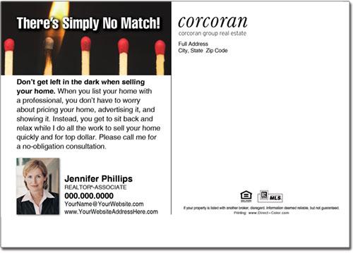 Real Estate Postcards, Cocoran Postcards
