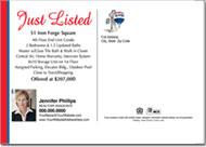 Real Estate Postcards, Remax Postcard
