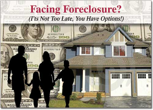 Custom Foreclosure Postcards, Marketing Post card, Post cards