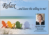 Realtor Summer Postcards