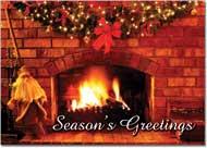 Realty Christmas Postcards, Postcard