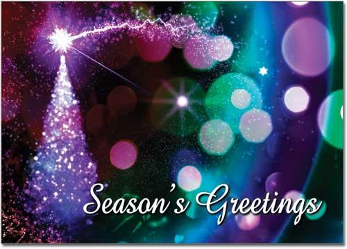 Season Greeting Postcards, Postcard