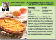 Realtor Recipe Post Card