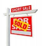 Short-sale real estate sign